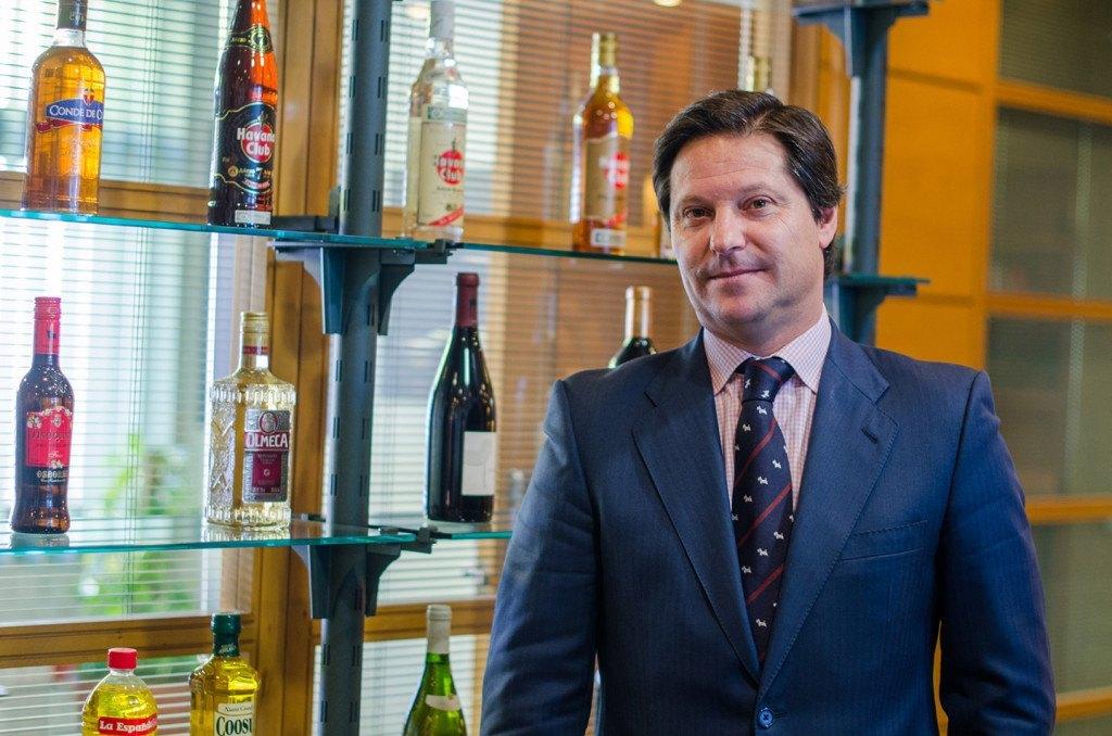 Antonio Lappí, empresario sevillano líder en el sector de las industrias gráficas.