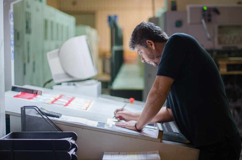 El Grupo Lappí Industrias Gráficas, con sede en Dos Hermanas, es pionero en exportación en el sector del etiquetado de productos en España