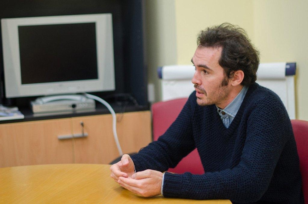 Antonio Pilo es socio fundador de Con Acento, una empresa especializada en Oratoria