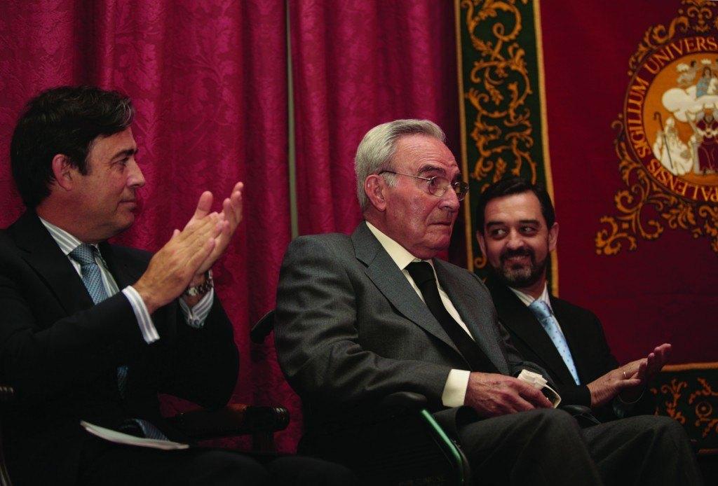 José Manuel Pumar fue presidente ejecutivo del Consejo de Administración de Inmobiliaria del Sur de 1983 a 2005