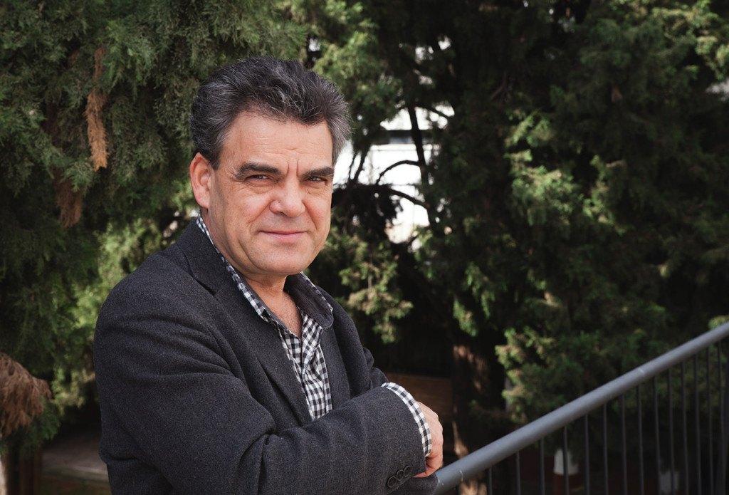 Antonio Molina, coordinador del grado en Estudios de Asia Oriental, surgido en 2010