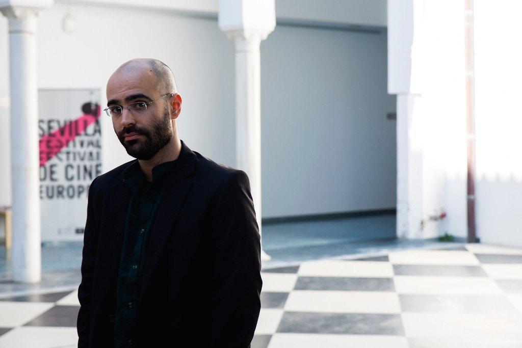 Sergio Cobo, organizador del seminario «Otras narrativas de resistencia» y profesor de la Universidad de Sevilla