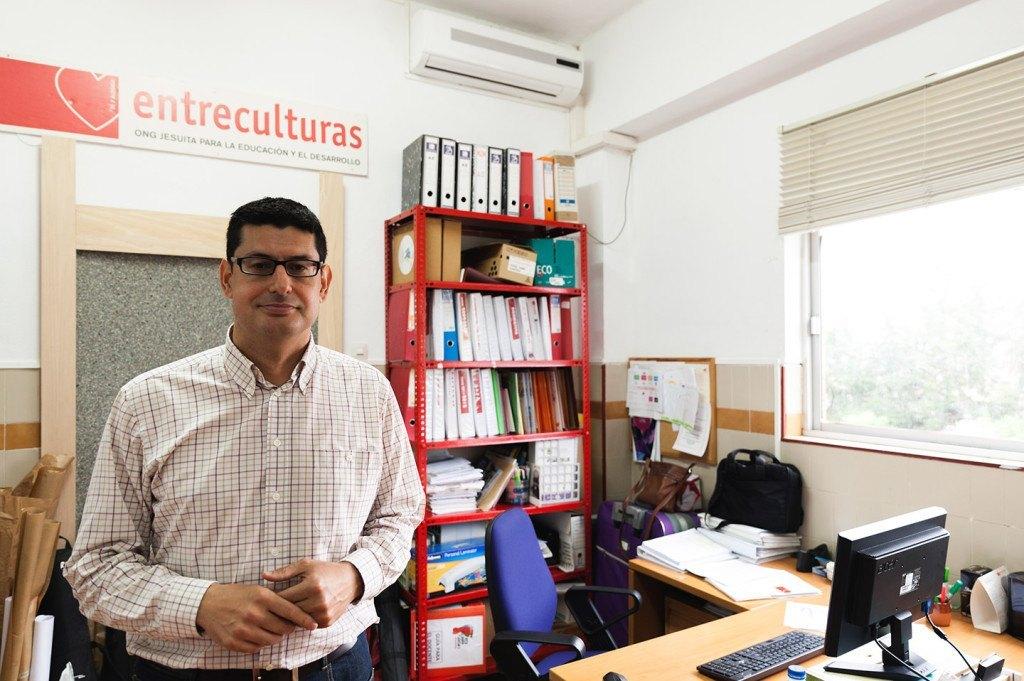 José Manuel Moreno, responsable de Estudios e incidencia política de Entreculturas