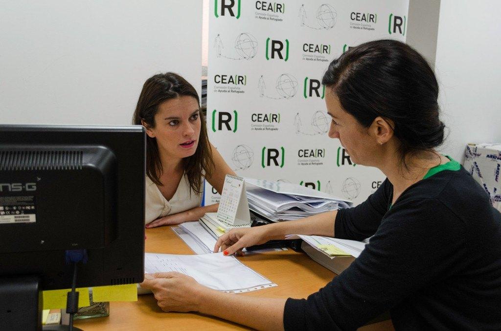 CEAR (Comisión Española de Ayuda al Refugiado) ha sido una de las organizaciones premiadas en el área de intervención social