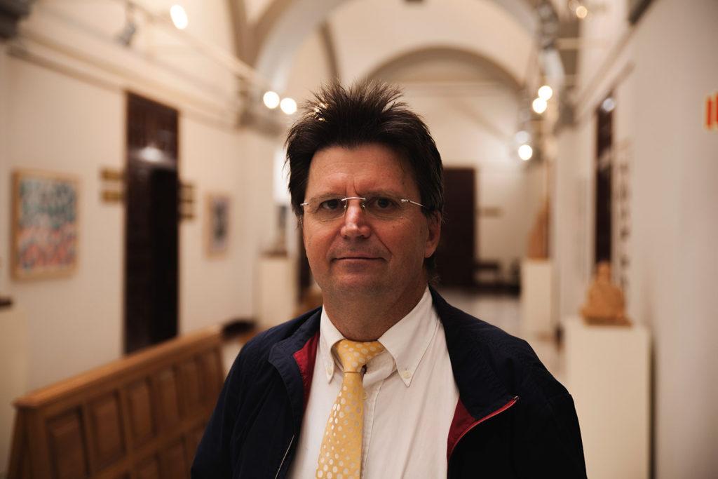 Andrés Aguilera es catedrático de Genética de la Universidad de Sevilla